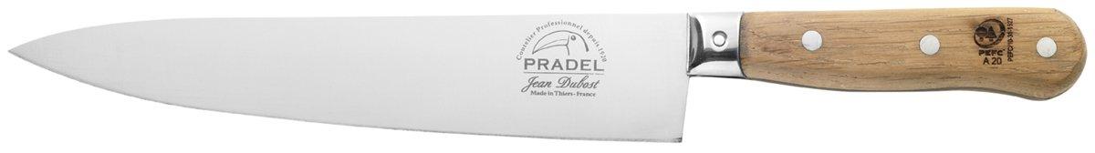 Jean Dubost JDP6-19120 Pradel 1920 Chef Knife Pradel 1920 Chef Knife, Wood