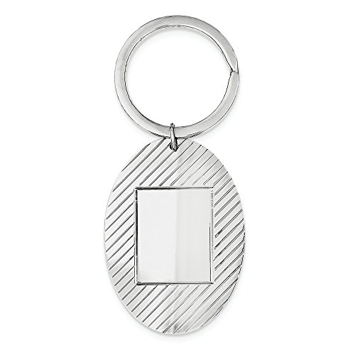 Sterling Silver Key Chain by Security Jewelers