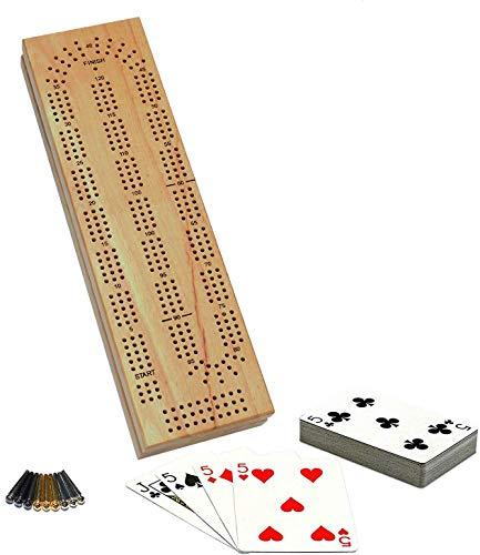 WE Games Cabinet Cribbage