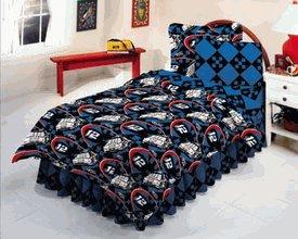 Queen Size #12 Ryan Newman Comforter - NASCAR Comforter