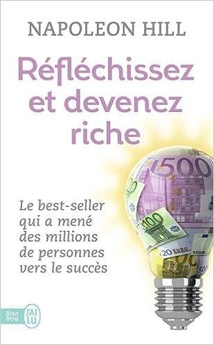 """Résultat de recherche d'images pour """"réfléchissez et devenez riche"""""""
