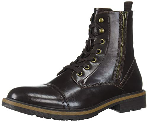 Unlisted by Kenneth Cole Men's Captain Cap Toe Boot Combat