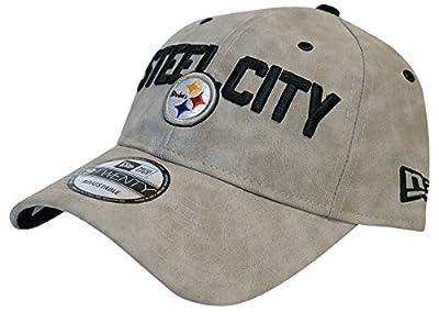 New Era Pittsburgh Steelers NFL 2018 Spotlight Adjustable Strapback Hat by New Era