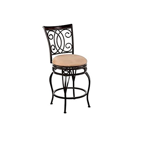 Marvelous Amazon Com Novali Swivel 25 Counter Height Stool Cell Pabps2019 Chair Design Images Pabps2019Com
