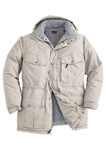 Quilted Parka - 8