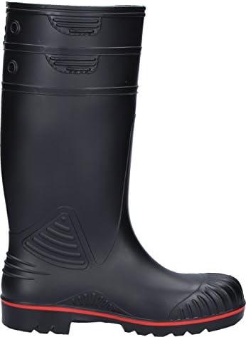 Dunlop Protective Footwear (DUO18) Dunlop Acifort Heavy Duty, Botas de Seguridad Unisex Adulto, Black, 40 EU: Amazon.es: Zapatos y complementos