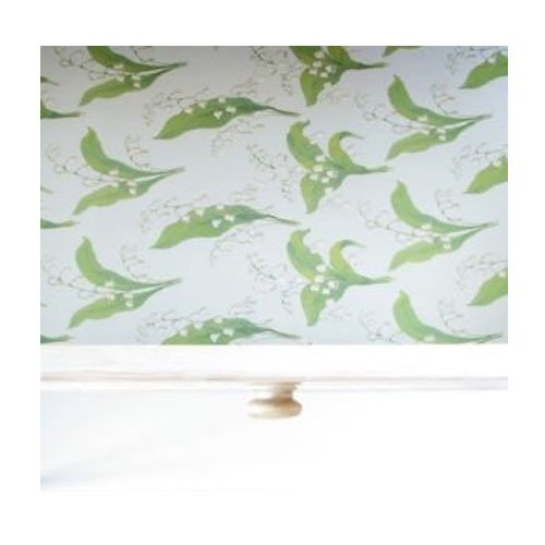 The Master Herbalist 5 Lily of the Valley Scented Drawer Liners by Master Herbalist