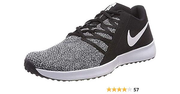 Reductor refrigerador egipcio  Nike Varsity Compete Trainer, Zapatillas de Deporte Hombre, Negro  (Black/White 001), 44 EU: Amazon.es: Zapatos y complementos