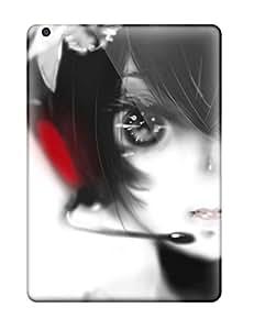 Jim Shaw Graff's Shop Hot 5939022K894532626 anime artistic Anime Pop Culture Hard Plastic iPad Air cases