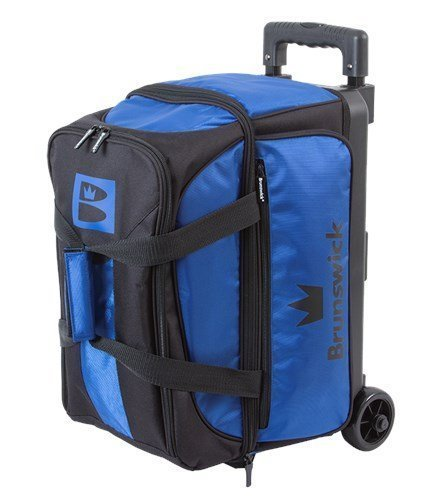 Brunswick Blitz Double Roller Blue by Brunswick