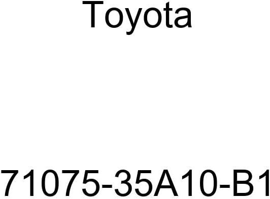 Toyota Genuine 71075-35A10-B1 Seat Cushion Cover