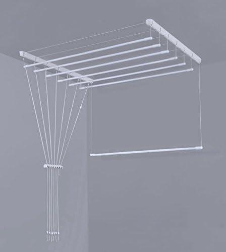 Fácil de lavandería Rack – para interiores tendedero/secador ...