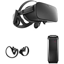 Alienware AUR5-2571SLV Desktop & Oculus Rift + Touch Virtual Reality Bundle