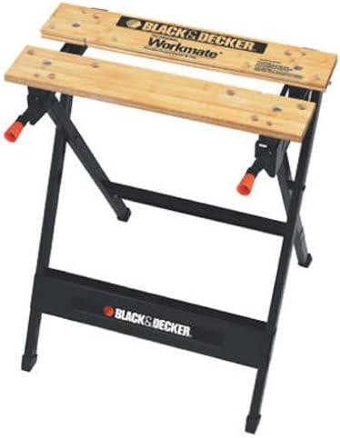BLACK+DECKER Workmate Portable Workbench (WM125)
