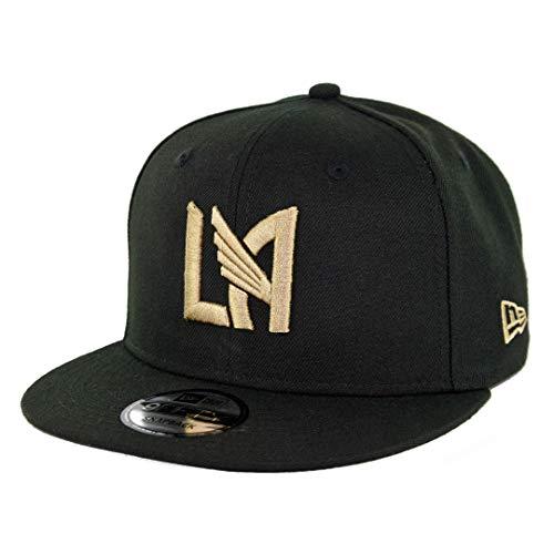New Era 9Fifty Los Angeles Football Club Snapback Hat (BK) Men's LAFC MLS -