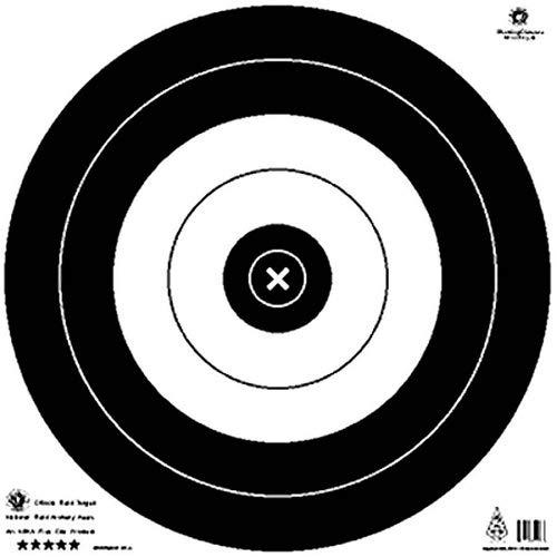 Maple Leaf NFAA Official Field Targets 14 Set - Maple Field Target