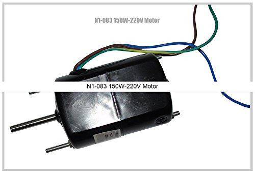 N1-083 150W-220V Motor/motor for SIEG N1 machine by MUCHENTEC