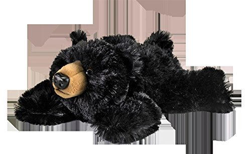 (Conservation Critters Camo Wild Plush Animals (14 Inch Black Bear))