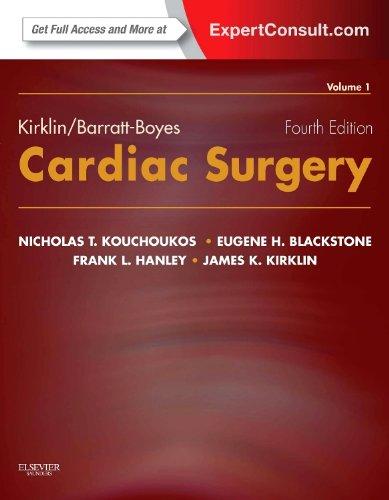 Kirklin/Barratt-Boyes Cardiac Surgery: Expert Consult - Online and Print (2-Volume Set) (Kochoukas,
