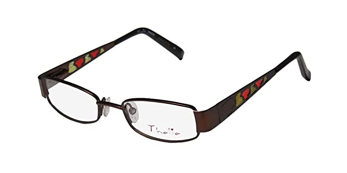 4f30b809daab Thalia Pasion Womens/Ladies Rx-able Genuine Designer Full-rim Eyeglasses/ Glasses