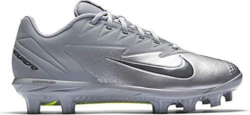 Nike Men's Vapor Ultrafly Pro MCS Baseball Cleat Cleat Cleat Wolf grau Dark grau Metallic Silber Größe 8.5 M US 94677e