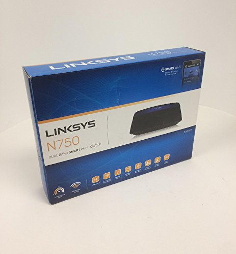 Linksys EA3500-NP Router Smart WiFi N750 5GHz (EA3500-NP)