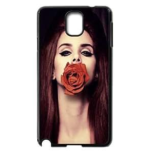 LSQDIY(R) Lana Del Rey Samsung Galaxy Note 3 N9000 Custom Case, High-quality Samsung Galaxy Note 3 N9000 Case Lana Del Rey