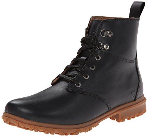 Bogs Women's Pearl Lace Waterproof Leather Boot - Black -...