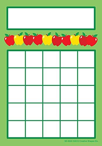 Apples Progress Pad