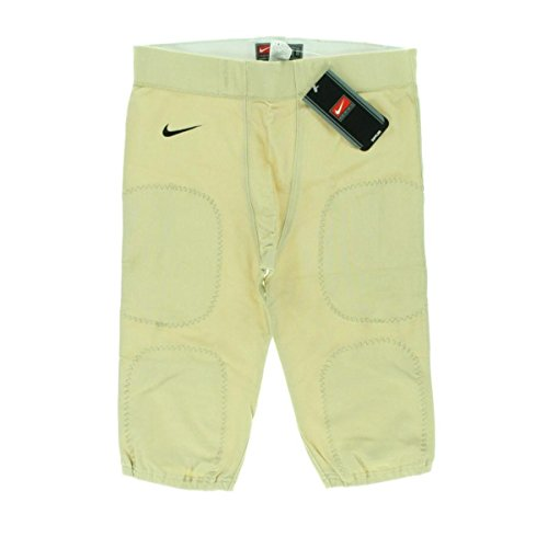Nike Boys Solid Youth Football Pants Gold (Solid Game Football Pant)