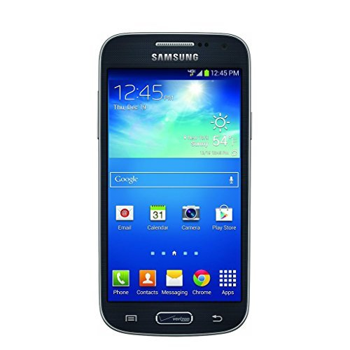 Samsung Galaxy S4 Mini - 16GB Smartphone - Black - Verizon