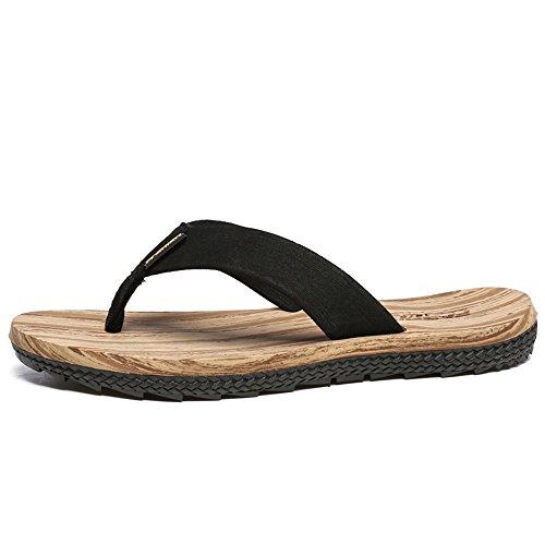 Sandals Alla Perizoma Leisure Taglia Fashion Iseymi Burlywood Infradito Uomo 45 Classic Da Fino OTwSWqnX