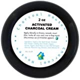 Activated Charcoal Drawing Cream. An adsorbent cream to draw out impurities, foreign objects, toxins and poisons - 'A little poultice jell in a jar!'
