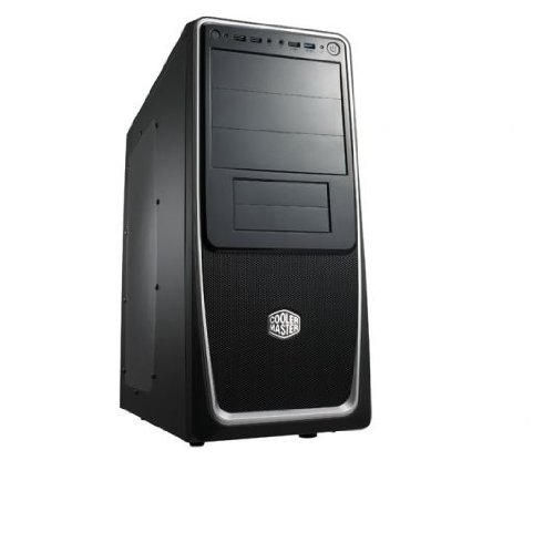 367 opinioni per Cooler Master RC-311B-SKN1 computer case- computer cases (Midi-Tower, PC,