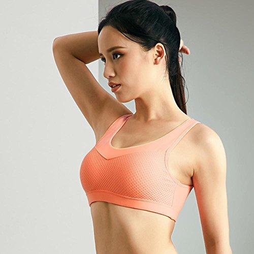 Lady Intimo B Sport Reggiseno Traspirante Antiurto Daeou Fitness BqZTw6aBd