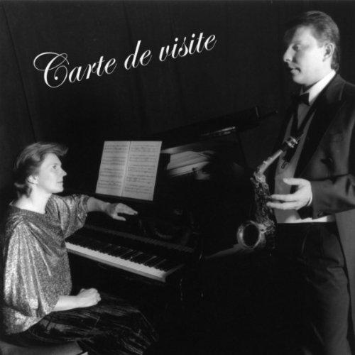 Prelude Levko Revoutsky Saxophone Alto Piano