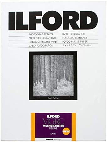 Ilford 1x 10 MG RC DL 25M 24x30