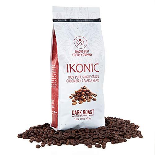 Simons Best Gourmet Coffee Colombian
