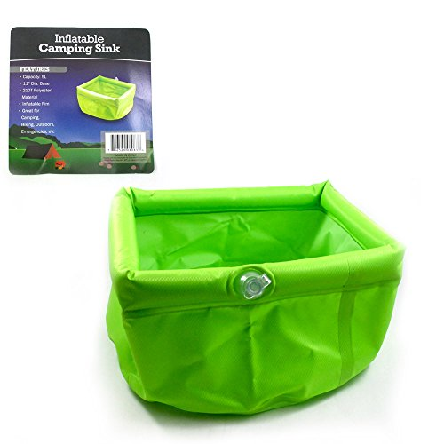 Inflatable Camping Outdoor Washing Portable