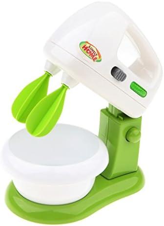 プラスチック製 ジューサー コーヒーマシン 洗濯機 家電など ままごとおもちゃ ごっこ遊びセット 7種選択 - ブレンダー