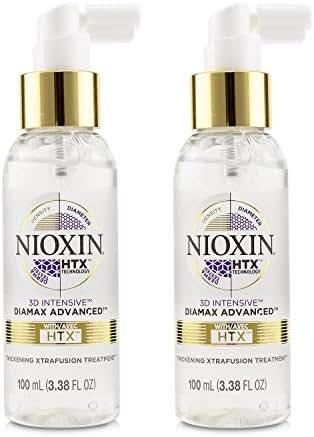 Diamax Advanced Hair thickening Xtrafusion 3.38 oz 100 ml (2 Pack)
