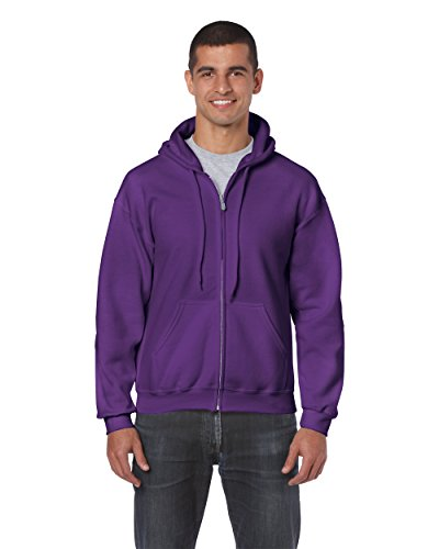 1 Adult Hooded Sweatshirt - 6