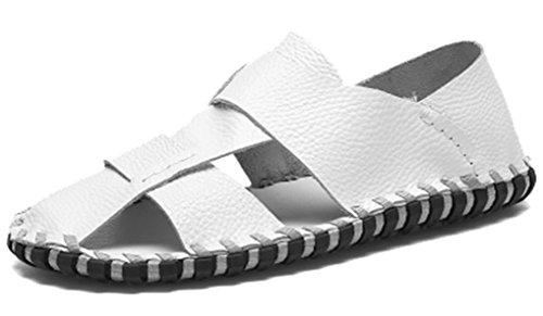 Sandali 39 Femaroly 5 Bianco EU Uomo White g4wUqxP7