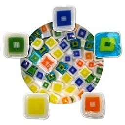 Hip To Be Square Millefiori Assortment - 96 Coe