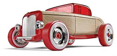 AUTOMOBLOX - voiture Hot Rod HR1 rouge