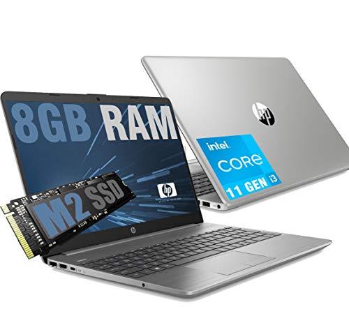 Notebook HP i3 250 G8 Silver Notebook Full HD 39,6 cm (15,6 inch) Cpu Intel Core i3-1115G4 11 Th Gen 4,1 GHz / RAM 8 GB…