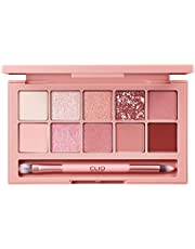 CLIO Pro Layering Eye Palette (0.04 Ounce, 01 SIMPLY PINK ()