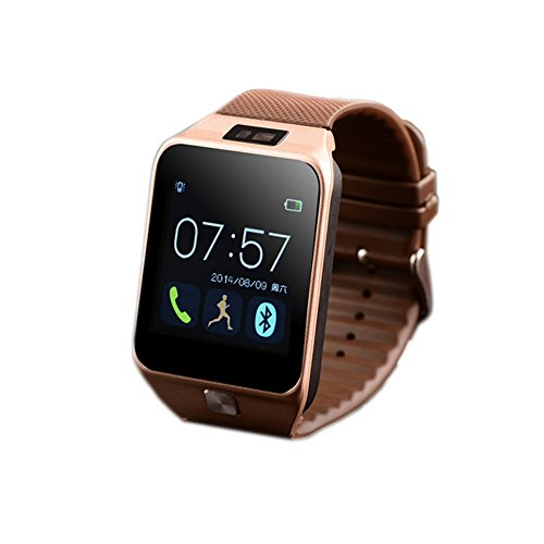 Continu® R5 1,54 Zoll Touchscreen HD Bluetooth 4.0 Smart Armband Sport Wrist Watch Kamera Schlaf Tracker Pedometer Monitor für iPhone Htc Samsung Huawei Andriod Smartphone