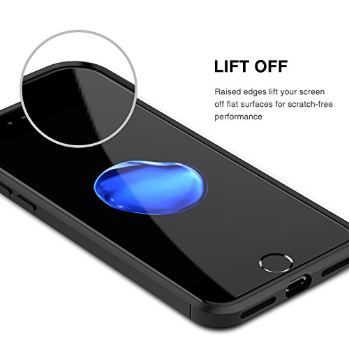 RANVOO [PRISM] iPhone 7 Hülle, TPU Material, Ausgezeichnete Haptik für iPhone 7