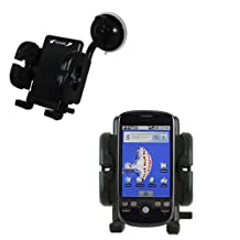 Windshield Vehicle Mount Cradle for the Google ION - Flexible Gooseneck Holder with Suction Cup for Car / Auto. Lifetime Warranty